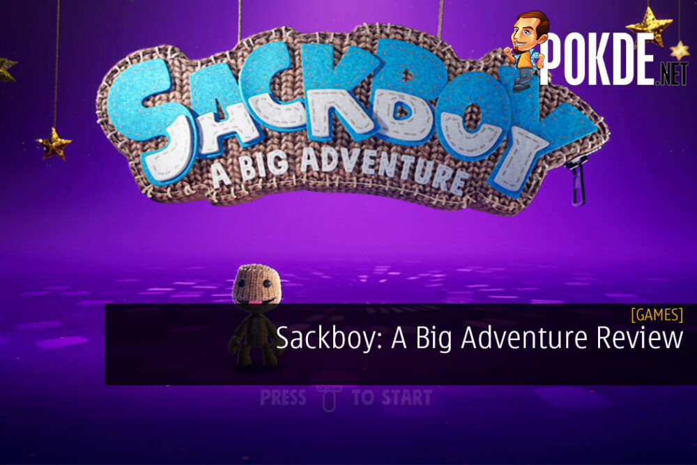 Sackboy A Big Adventure Review