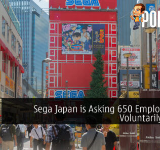 Sega Japan is Asking 650 Employees to Voluntarily Retire
