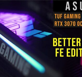 ASUS TUF Gaming GeForce RTX 3070 OC Edition Review — Cooler & Faster  than FE, but at what cost? 24