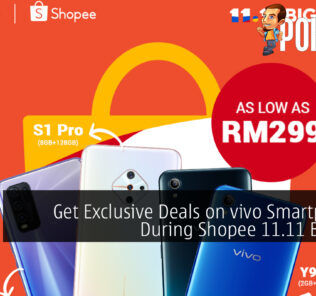 vivo x Shopee 11.11 Big Sale cover