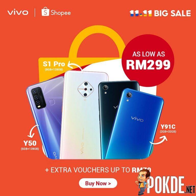 vivo x Shopee 11.11 Big Sale