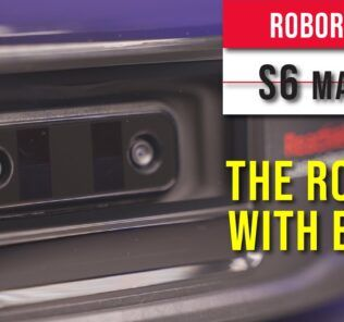 Roborock S6 Max V review - This cleaning robot have eyes 27