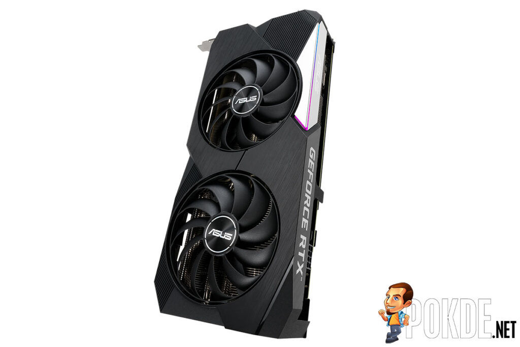 ASUS DUAL GeForce RTX 3060 Ti OC Edition