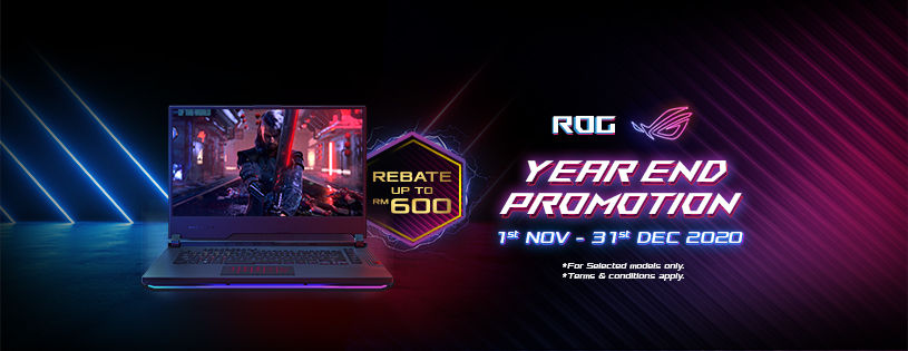 ASUS ROG Strix GeForce RTX promo