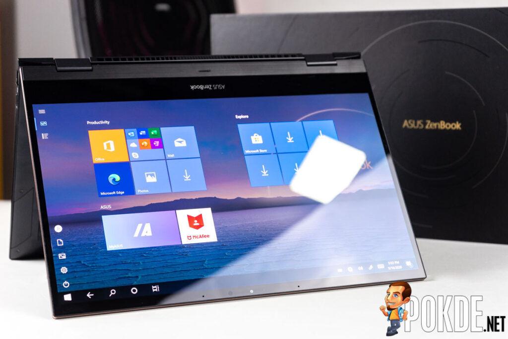 ASUS ZenBook Flip S UX371-10