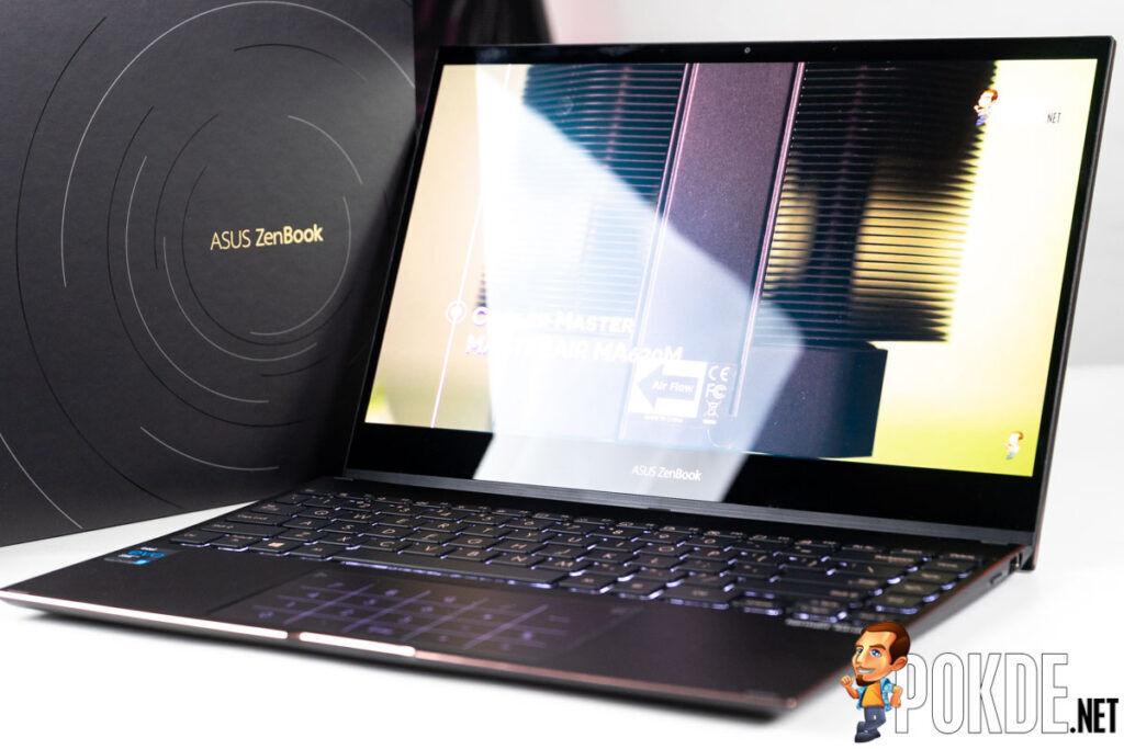 ASUS ZenBook Flip S UX371-12