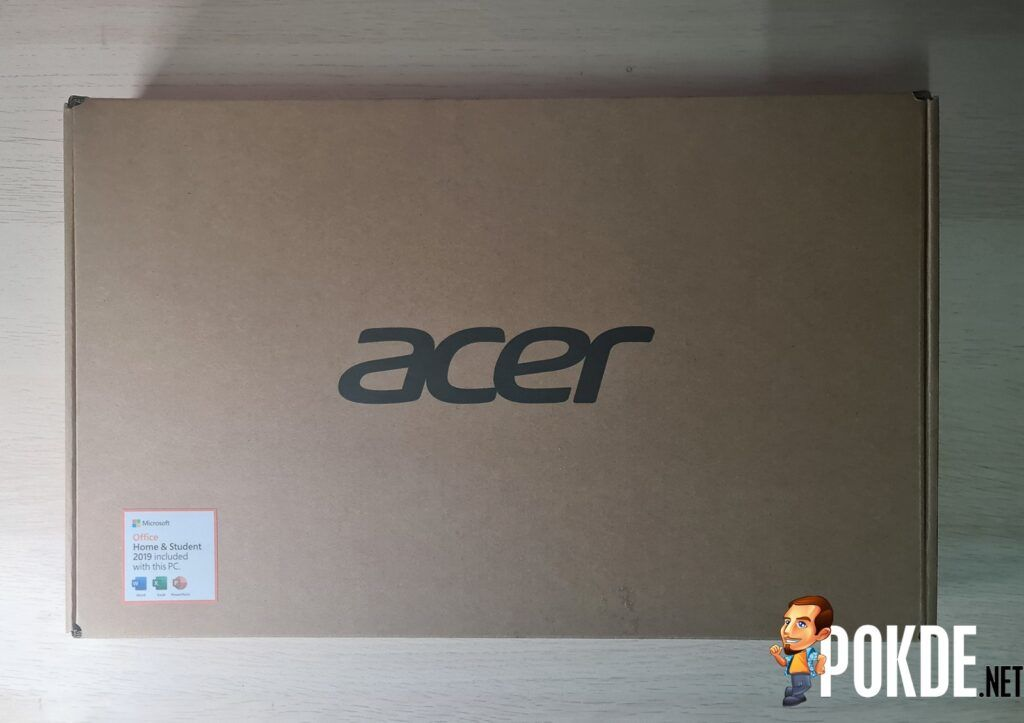 Acer Swift 3X Review -