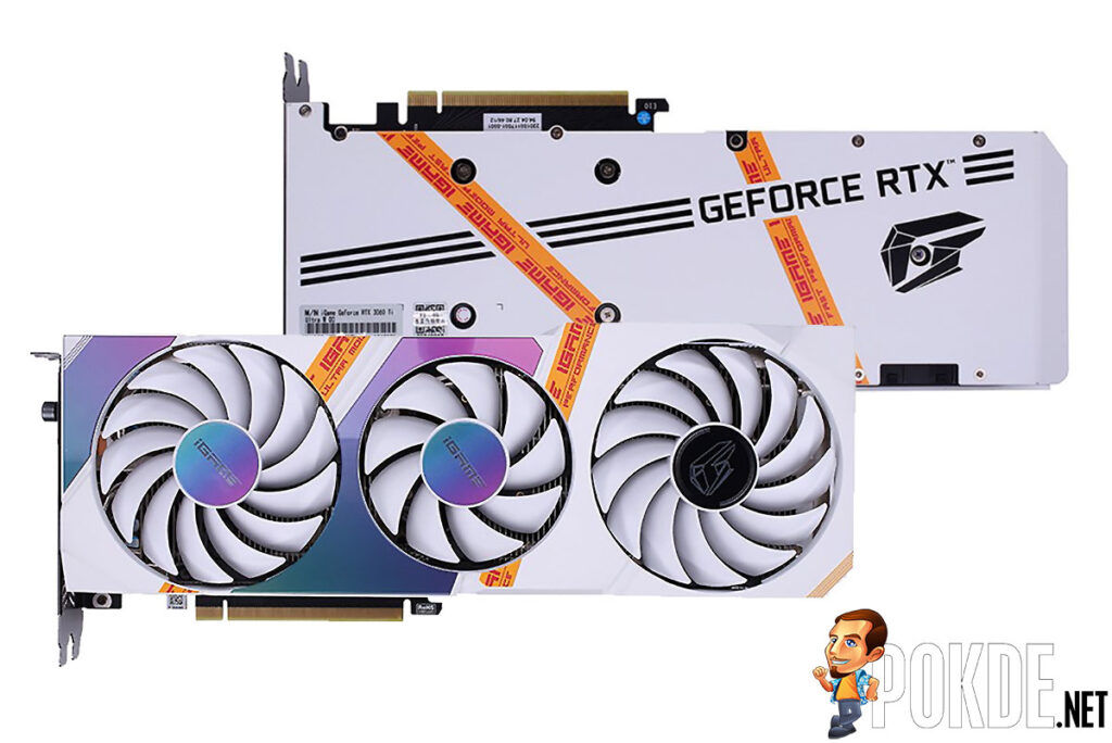 Colorful iGame GeForce RTX 3060 Ti W OC-V