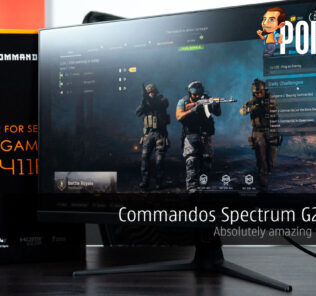 Commandos Spectrum G2411FN Review — absolutely amazing for its price 26