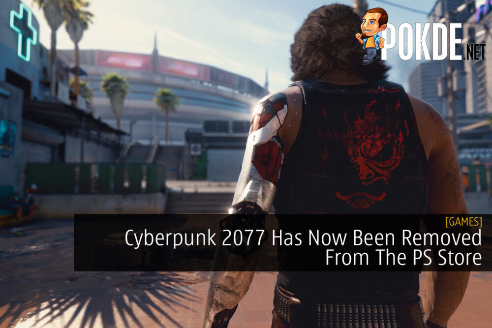 Cyberpunk 2077 Has Now Been Removed From The PS Store 23