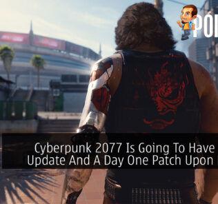 Cyberpunk 2077 update cover