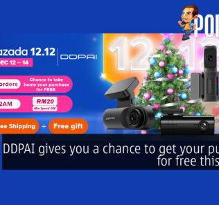 DDPAI 12 12 sale cover