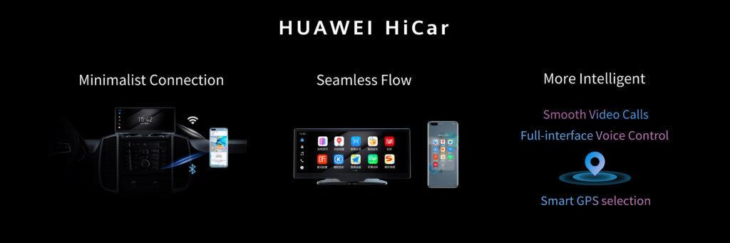DDPAI - Huawei HiCar