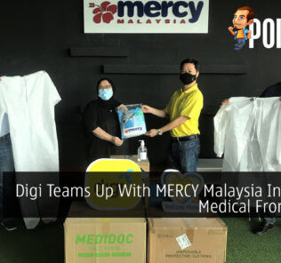 Digi Teams Up With MERCY Malaysia In Aiding Medical Frontliners 26