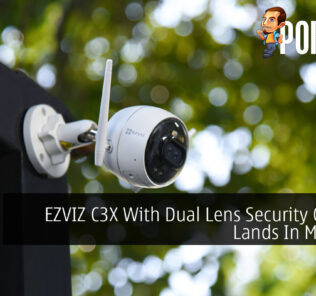 EZVIZ C3X With Dual Lens Security Camera Lands In Malaysia 23