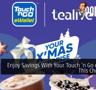 Enjoy Savings With Your Touch 'n Go eWallet This Christmas 28