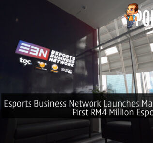 Esports Business Network Launches Malaysia's First RM4 Million Esports City 25