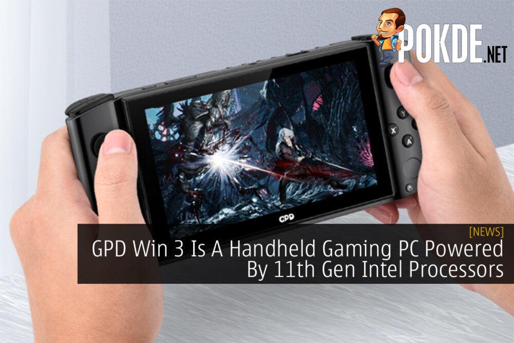 GPD Win 3 cover