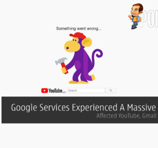 Google Services Down cover final