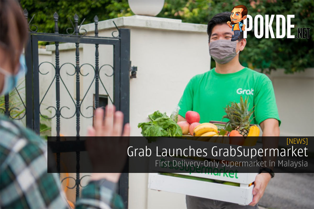 Grab Launches GrabSupermarket, First Delivery-Only Supermarket in Malaysia 7