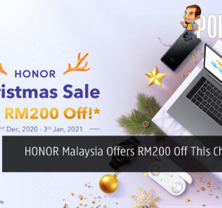 HONOR Malaysia Offers RM200 Off This Christmas 23