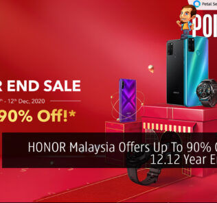 HONOR Malaysia Offers Up To 90% Off This 12.12 Year End Sale 25