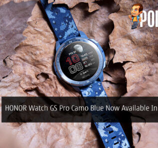 HONOR Watch GS Pro Camo Blue Now Available In Malaysia 22
