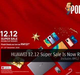 HUAWEI 12.12 Super Sale Is Now Running — Includes RM12 Flash Deals 26