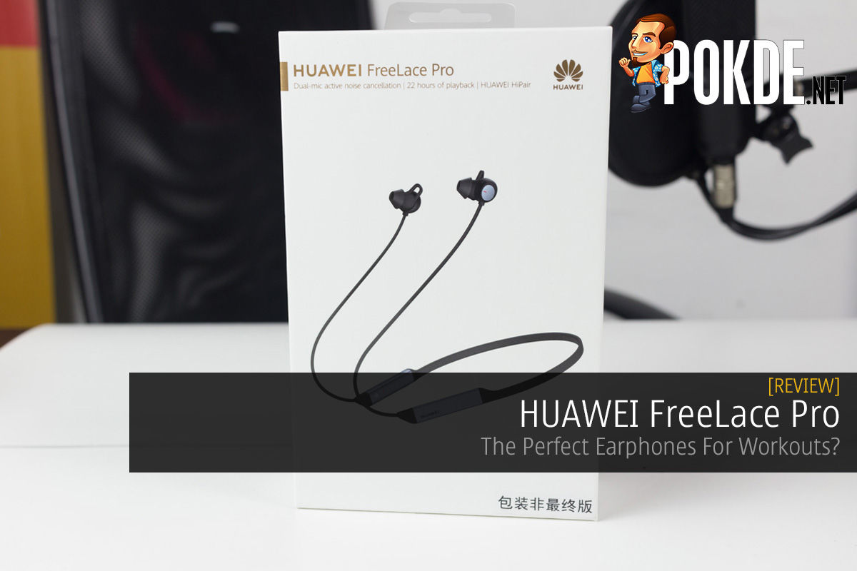 HUAWEI FreeLace Pro Review — The Perfect Earphones For Workouts? 6