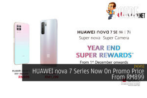 HUAWEI nova 7 Series Now On Promo Price From RM899 33