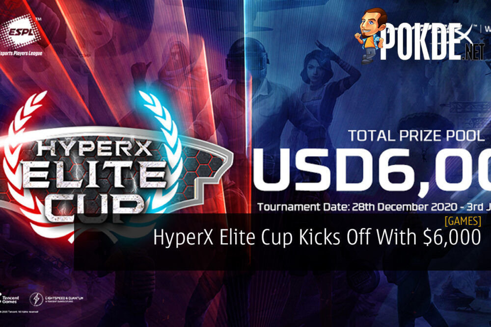 HyperX Elite Cup Kicks Off With $6,000 24