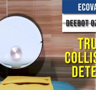 Ecovacs Deebot Ozmo T8 Review - With True Collision Detect 25