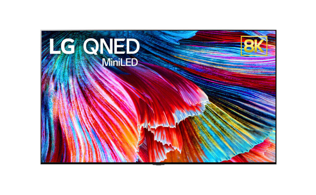 LG To Unveil QNED Mini LED TV At CES 2021 20
