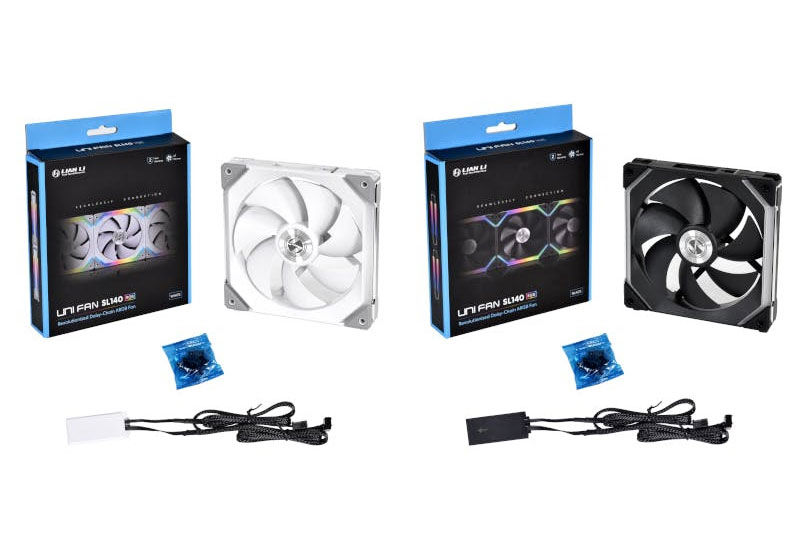 LIAN LI UNI FAN SL140 package