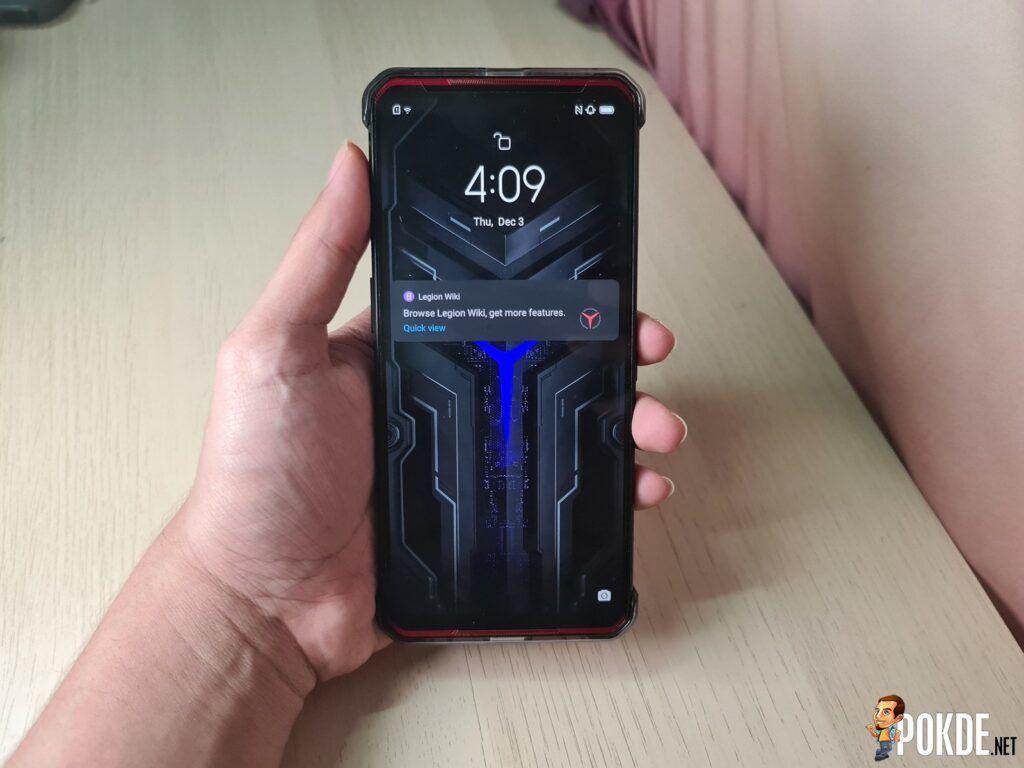 Lenovo Legion Phone Duel Review -