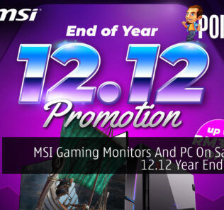 MSI Gaming Monitors And PC On Sale This 12.12 Year End Promo 25