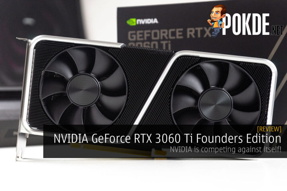 NVIDIA GeForce RTX 3060 Ti review cover