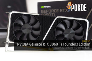 NVIDIA GeForce RTX 3060 Ti Founders Edition Review — NVIDIA is competing against itself! 23