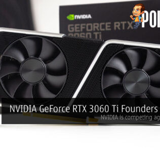 NVIDIA GeForce RTX 3060 Ti Founders Edition Review — NVIDIA is competing against itself! 40