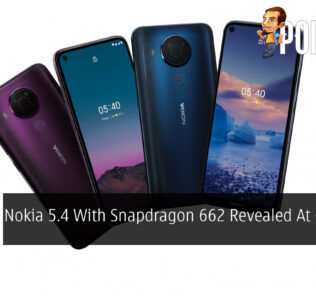 Nokia 5.4 With Snapdragon 662 Revealed At ~RM931 38