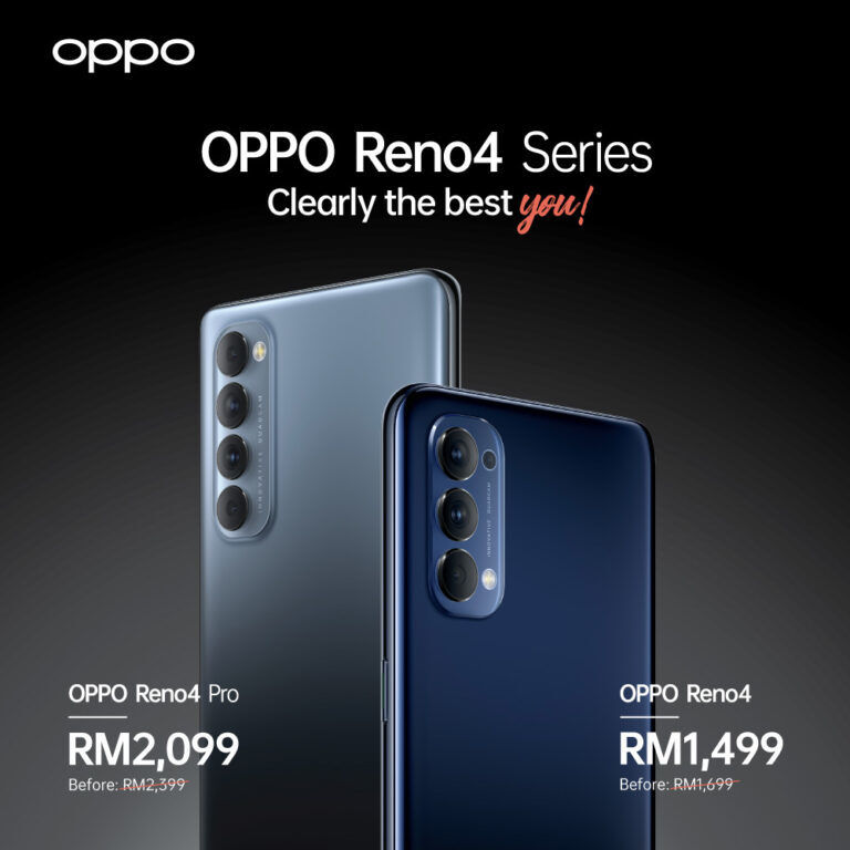 OPPO Reno4 Series Now At Reduced Price From RM1,499 20