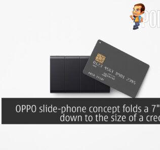 OPPO slide-phone music-link concept cover