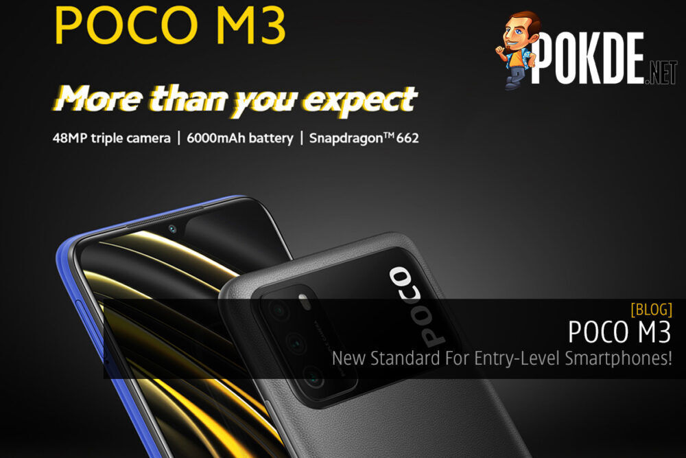 POCO M3 — New Standard For Entry-Level Smartphones! 17