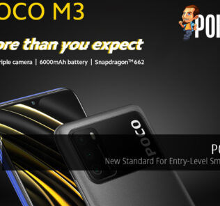POCO M3 — New Standard For Entry-Level Smartphones! 20