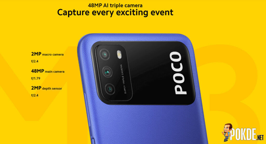 POCO M3 — New Standard For Entry-Level Smartphones! 23