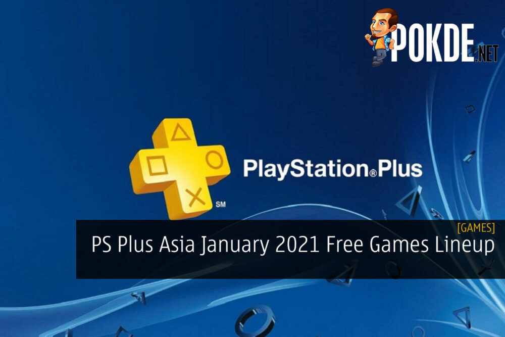 PS Plus Asia January 2021 Free Games Lineup 22