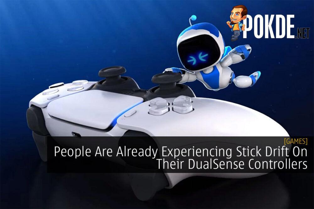 PS5 DualSense Stick Drift cover