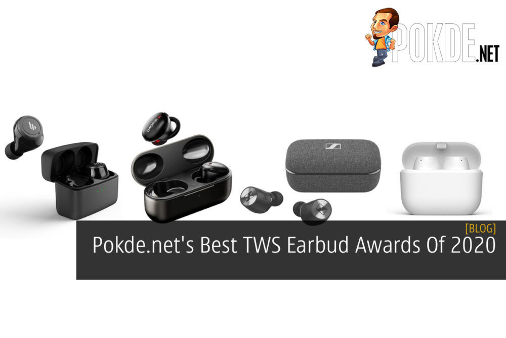 Pokde.net's Best TWS Earbud Awards Of 2020 22