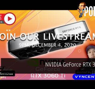 PokdeLIVE 84 — NVIDIA GeForce RTX 3060 Ti! 30