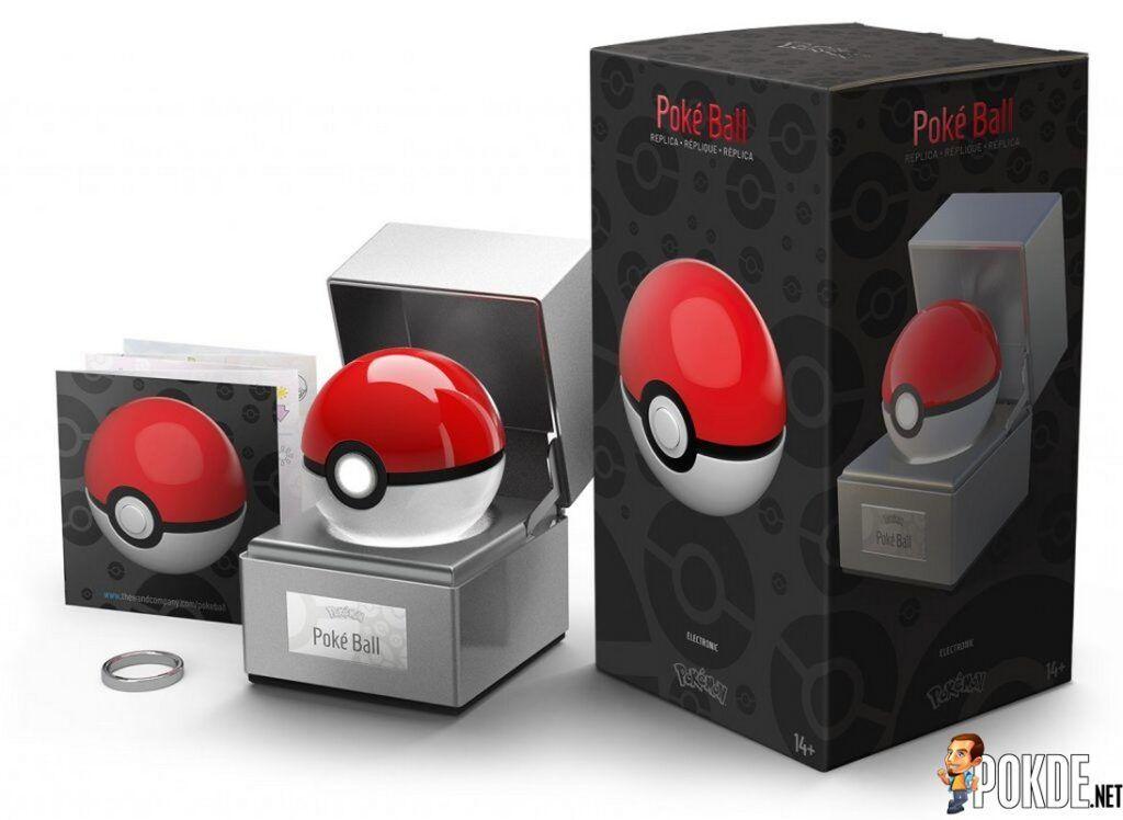 Poké Ball Replica Set